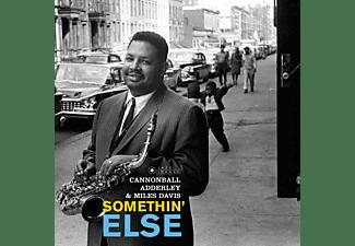 Cannonball Adderley, Miles Davis - Somethin' Else  - (Vinyl)