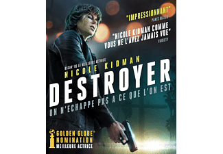 Destroyer Blu-ray