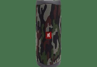 JBL Flip 5 Bluetooth-Lautsprecher, Squad, Wasserfest