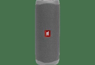 JBL Flip 5 Bluetooth-Lautsprecher, Grau, Wasserfest