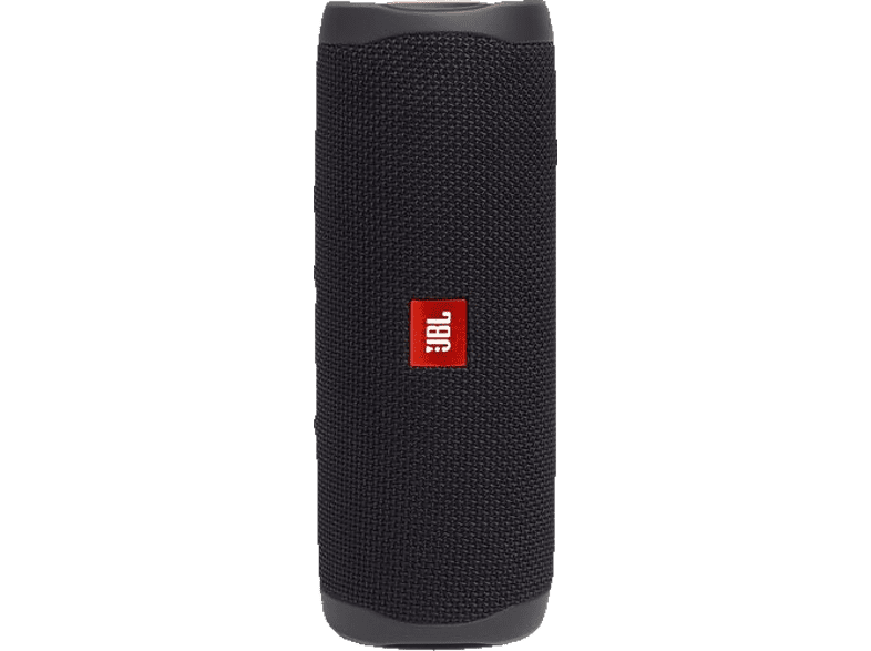 JBL Flip 5 Bluetooth Lautsprecher, Schwarz, Wasserfest