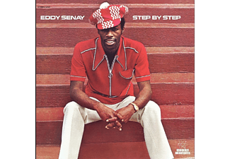 Eddy Senay - Step By Step  - (CD)