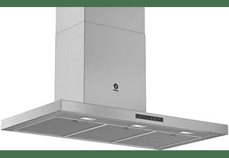 Campana Decorativa - Balay 3BC997GX, 440 m3/h, 4 velocidades, 55 dB, A+, Inox
