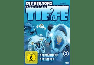 Die Nektons - Abenteuer der Tiefe (1.3) DVD