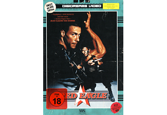 Red Eagle - Limited Mediabook VHS Edition/Uncut (+ DVD: Red Eagle) (+ Bonus: Bloodfight DVD und Blu-ray) Blu-ray + DVD