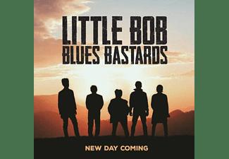Little Bob -blues Bastards- - NEW DAY COMING -REISSUE-  - (CD)