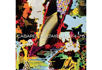 Cabaret Voltaire - 1974-1976 (2LP+MP3)  - (LP + Download)
