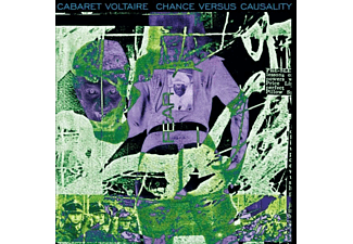 Cabaret Voltaire - Chance Versus Causality (2LP+MP3)  - (LP + Download)