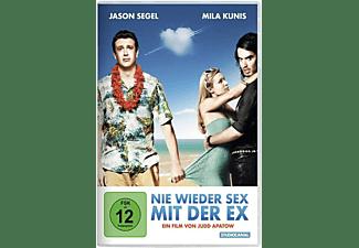 Nie wieder Sex mit der Ex DVD