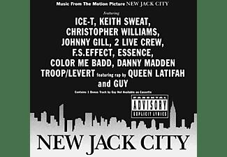 OST/VARIOUS - New Jack City  - (Vinyl)