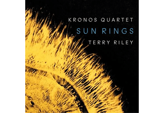 Kronos Quartet - SUN RINGS  - (CD)