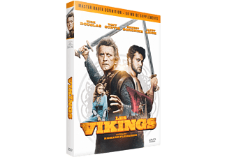 Les Vikings DVD