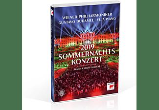 Yuja Wang, Wiener Philharmoniker - Sommernachtskonzert 2019  - (DVD)