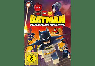 LEGO DC: Batman: Familienangelegenheiten DVD