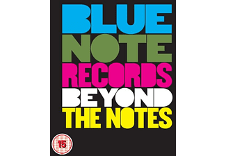 VARIOUS - Blue Note Records: Beyond The Notes  - (Blu-ray)