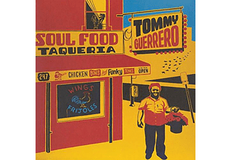 Tommy Guerrero - Soul Food Taqueria  - (Vinyl)