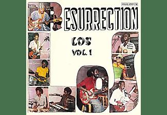 Los Camaroes - Resurrection Los  - (Vinyl)