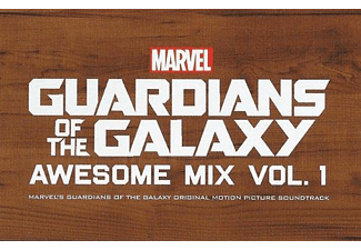 OST/VARIOUS - Guardians Of The Galaxy: Awesome Mix Vol.1 (MC) - (MC (analog))