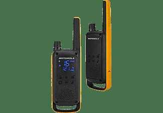 MOTOROLA TALKABOUT T82 Extreme RSM Walkie Talkie Gelb/Schwarz
