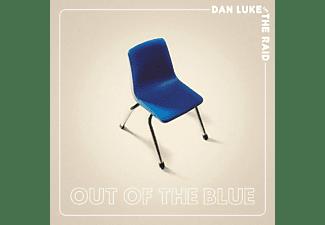 Dan Luke, Raid - OUT OF THE BLUE  - (CD)