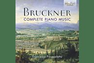 Francesco Pasqualotto - Bruckner:Complete Piano Music [CD]