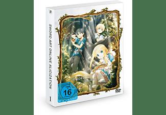 Sword Art Online – Alicization – 3. Staffel – Vol. 1 - Ep. 1-6 DVD