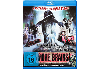 More Brains-A Return to the Livin Blu-ray