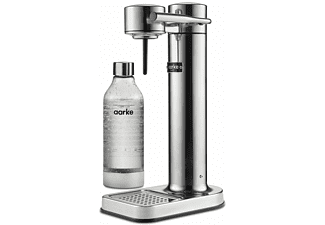 AARKE Wassersprudler Carbonator II polished steel