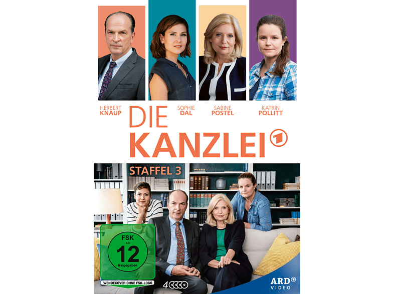 Die Kanzlei: Staffel 3 [DVD]