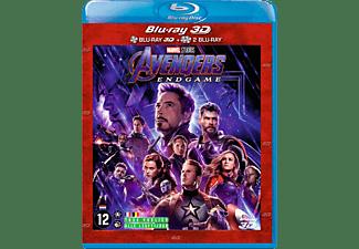Avengers: Endgame - 3D Blu-ray