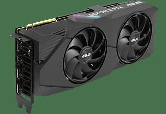 ASUS GeForce® RTX 2080 SUPER™ Dual Evo OC 8GB (90YV0DJ0-M0NM00) (NVIDIA, Grafikkarte)