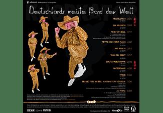 Knorkator - Widerstand Ist Zwecklos (Goldfarben) (LP+CD)  - (LP + Bonus-CD)