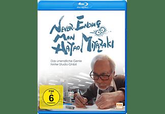 Never Ending Man - Hayao Miyazaki Blu-ray