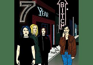 Seven Year Bitch - GATO NEGRO (COLOURED-)  - (Vinyl)