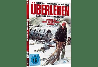 Überleben-uncut Limited Mediabook (DVD & BD) Blu-ray + DVD