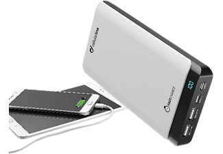 CELLULAR LINE PowerUp 20000 - Powerbank (Blanc/Noir)