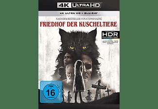 Friedhof der Kuscheltiere 4K Ultra HD Blu-ray + Blu-ray