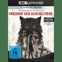 Friedhof der Kuscheltiere [4K Ultra HD Blu-ray + Blu-ray]