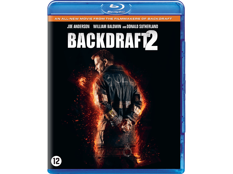 Backdraft 2: Fire Chaser - Blu-ray