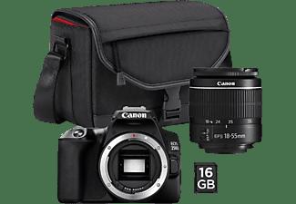 CANON Appareil photo reflex EOS 250D + 18-55mm + Accessoires