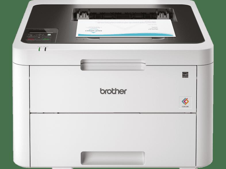 BROTHER Laserprinter Kleuren LED WiFi (HLL3230CDWRF1)