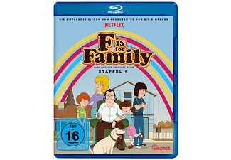 F Is For Family - Staffel 1 Blu-ray