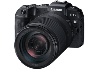 CANON EOS RP Body Systemkamera mit Objektiv 24-240 mm, 7,5 cm Display Touchscreen, WLAN