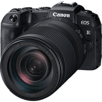 CANON EOS RP Systemkamera 26.2 Megapixel mit Objektiv 24-240 mm , 7.5 cm Display   Touchscreen, WLAN