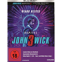 John Wick: Kapitel 3 (Limited Steelbook) [Blu-ray]