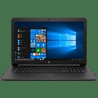 HP 17-ca1320ng, Notebook mit 17,3 Zoll Display, AMD Ryzen 5 Prozessor, 16 GB RAM, 256 GB SSD, Radeon Vega 8, Schwarz