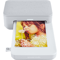 HP Sprocket Studio Thermosublimations-Technologie Fotodrucker