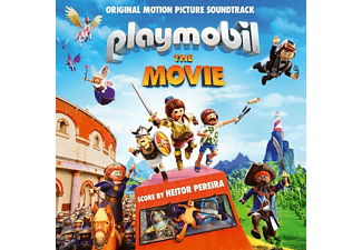 Heitor Pereira - Playmobil: The Movie (Original Motion Picture Soundtrack)  - (CD)