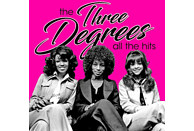 The Three Degrees - All The Hits [CD]