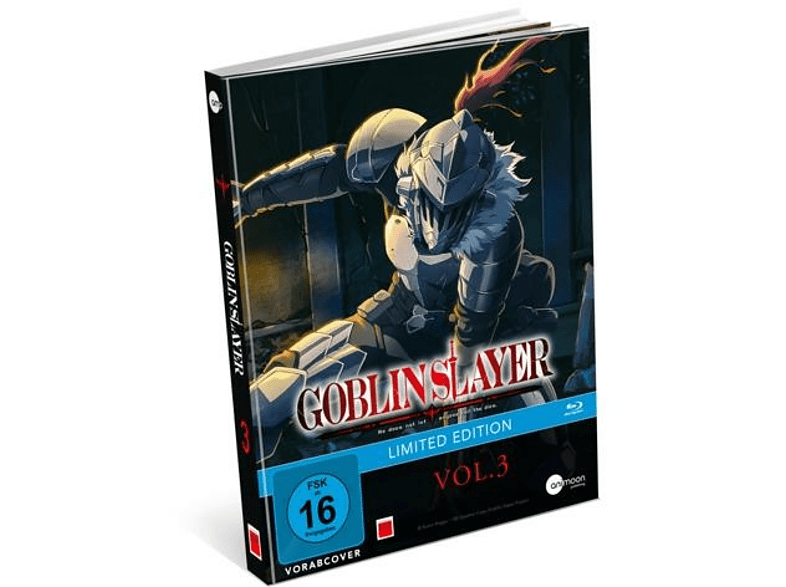 Goblin Slayer Vol.3 (Blu-ray) (Limited Mediabook) [Blu-ray]